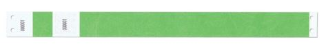 SecurBand Green Wristband
