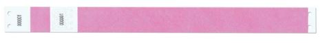 SecurBand Pink Wristband