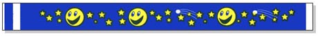 Moon and Stars Wristbands